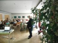 Professor Dr. Lengfelder in Pfaffenhofen am 30.4.2011