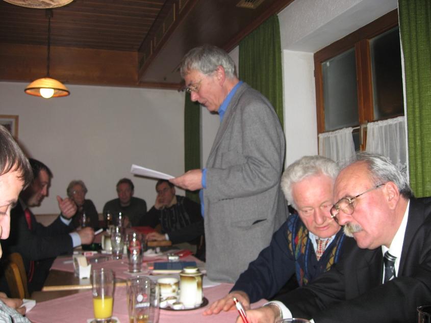Eckart Spoo in Pfaffenhofen